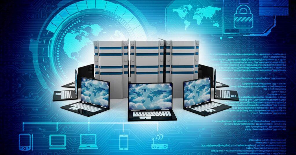 Administration système et réseaux chez Information Technology