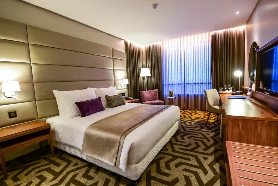 Chambre standard de l'hôtel 2 février
