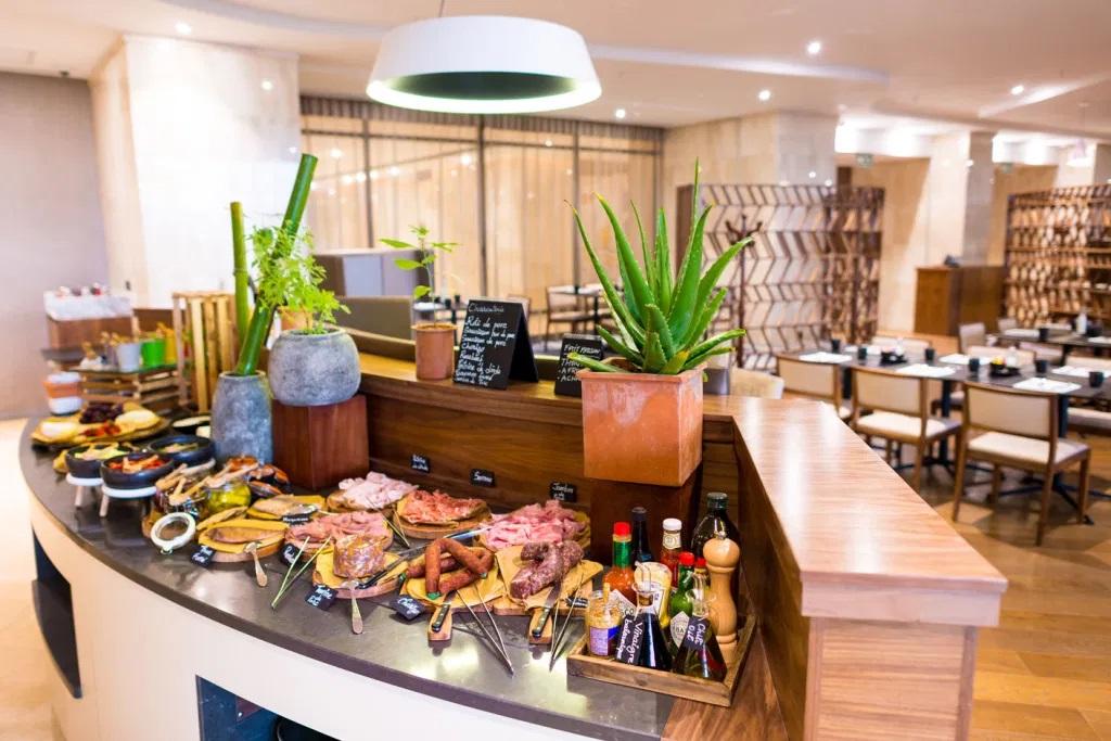 Namiélé restaurant du 2 février