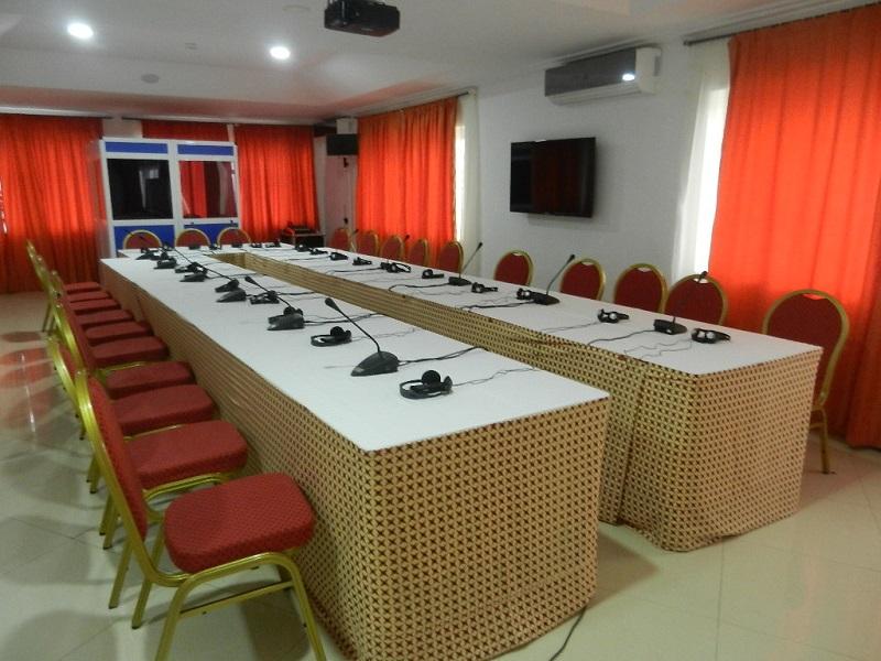 Salle de conférence Oceane