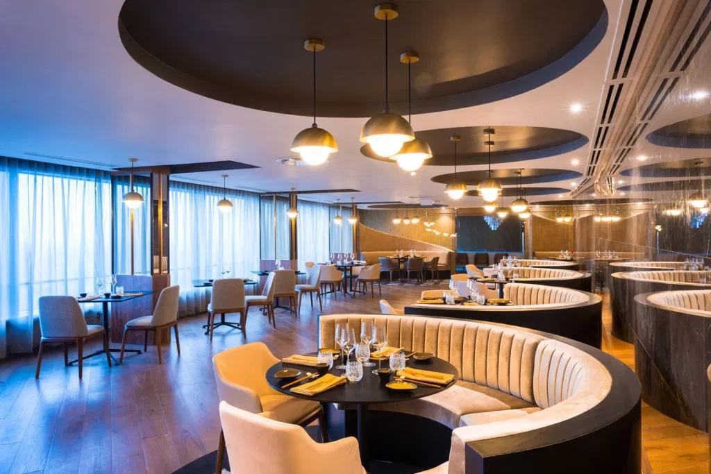 Songhaï restaurant du 2 février