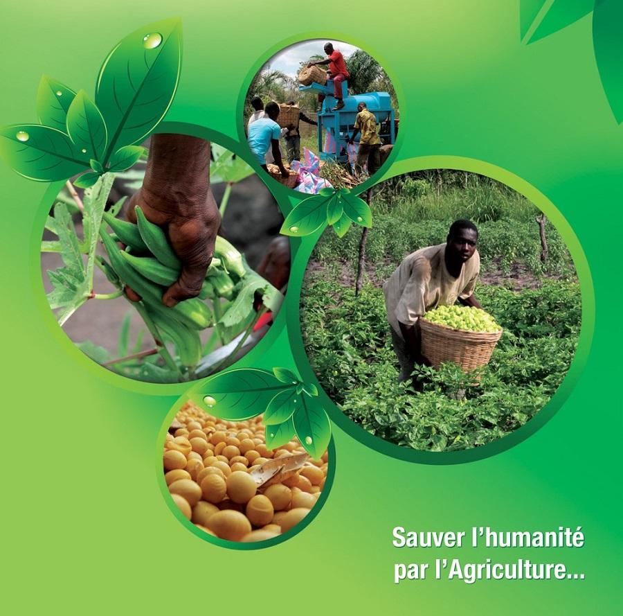 Sauvez l'humanité par l'agriculture