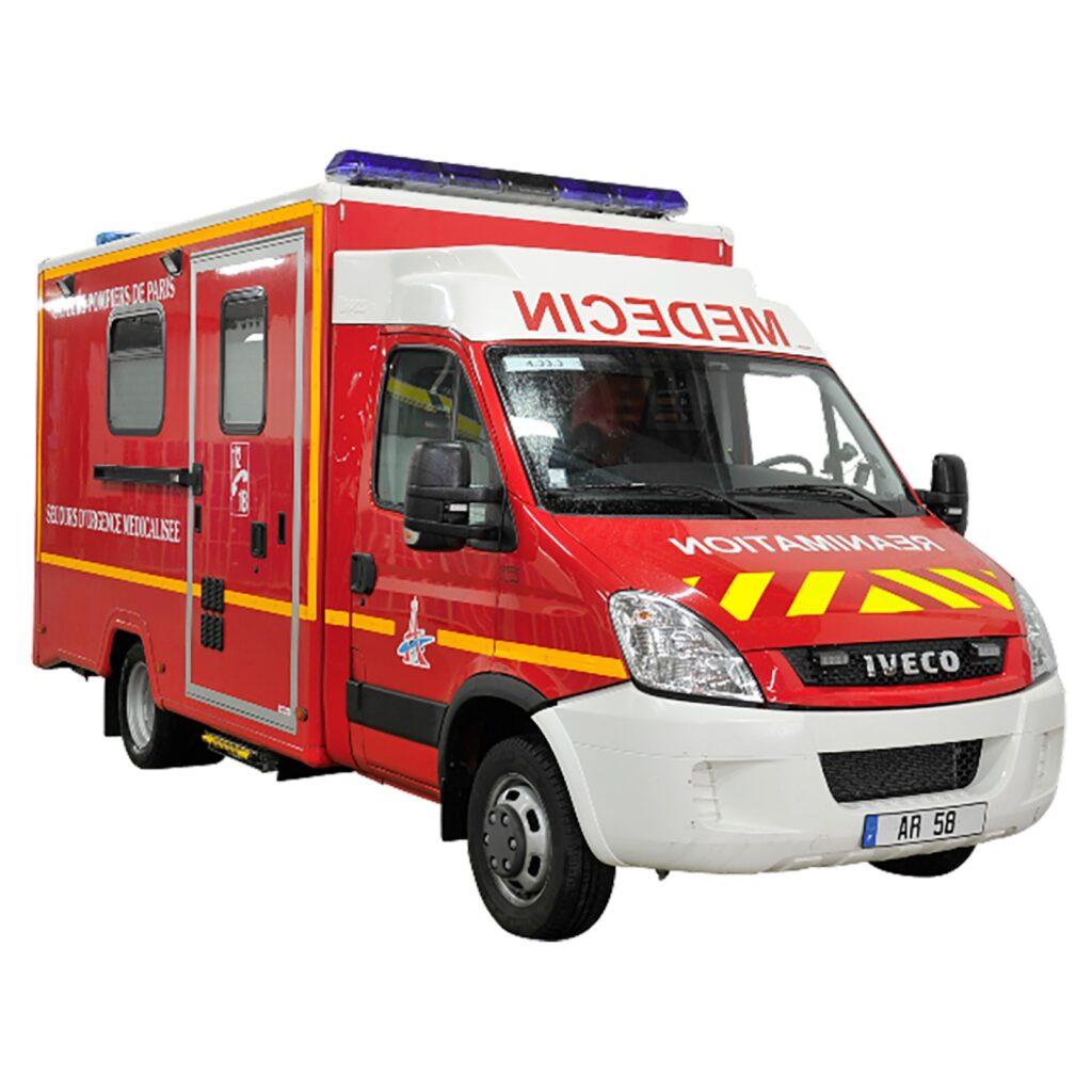 Ambulance par IS Afric