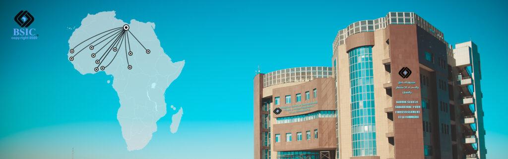 Réseau bancaire de la BSIC Togo