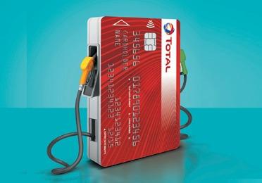 Carte carburant chez Total Togo