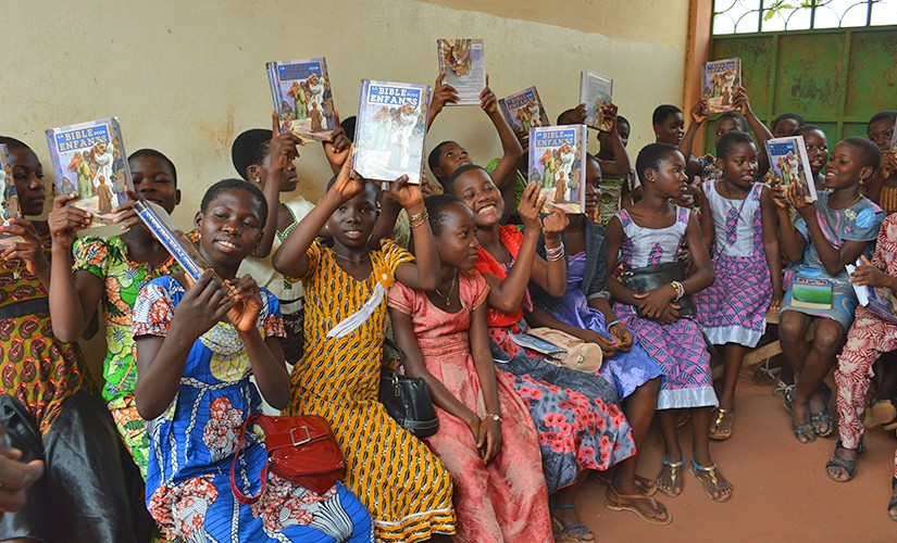 cours biblique avec alliance biblique du togo