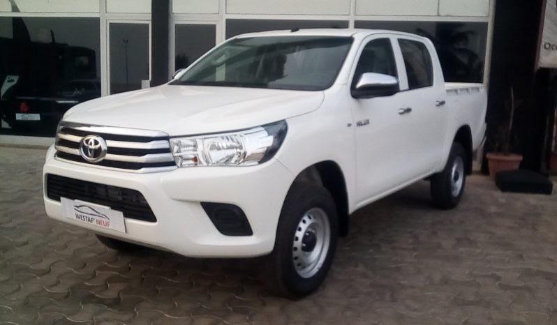 Toyota Hilux chez westafauto Togo