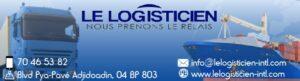 Logo de Le logisticien