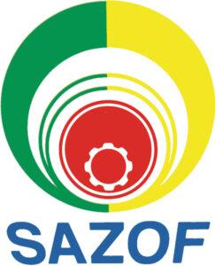 Logo de SAZOF Togo