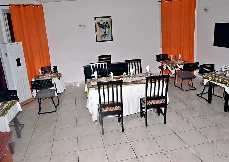 Restaurant le Blues Inn