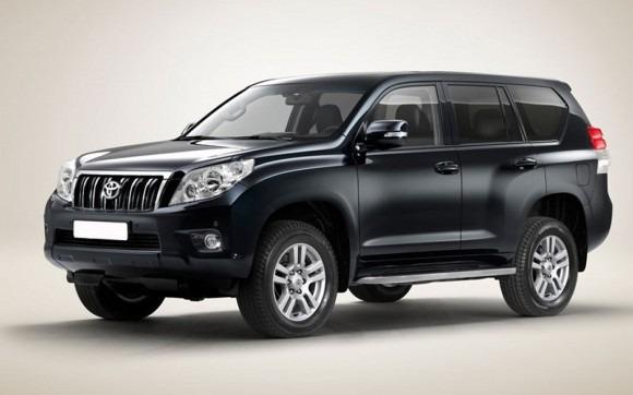 Toyota Prado par IS Afric