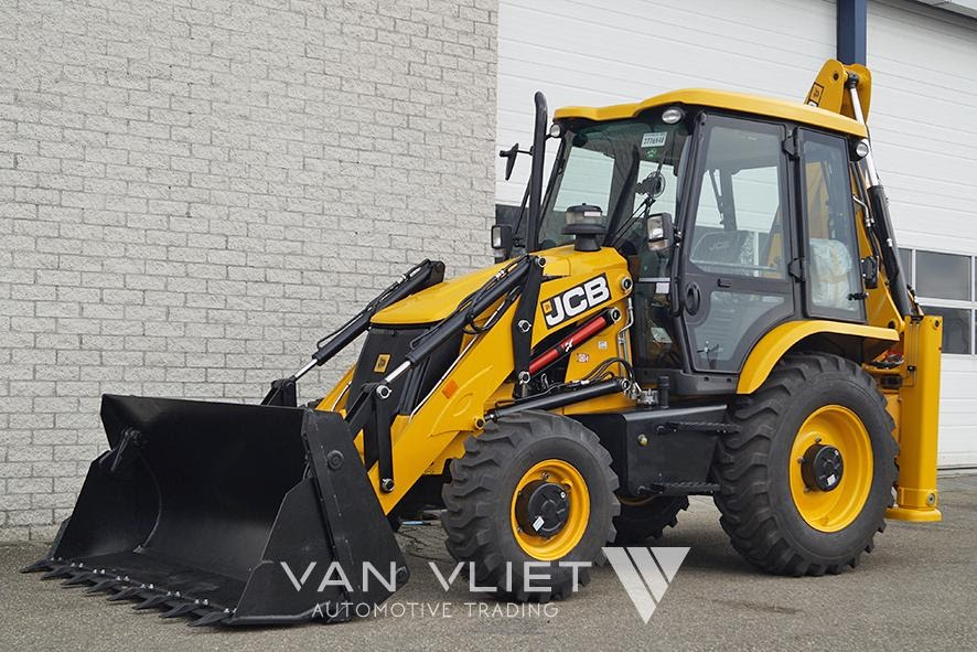 Super tractopelle JCB 3DX - Airco