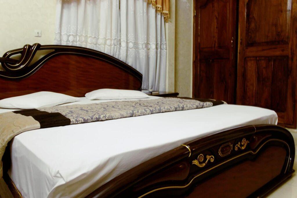 Appartement de l'hôtel El Doria