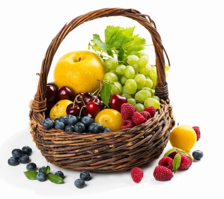 Package petit panier de fruit de Bio-Togo