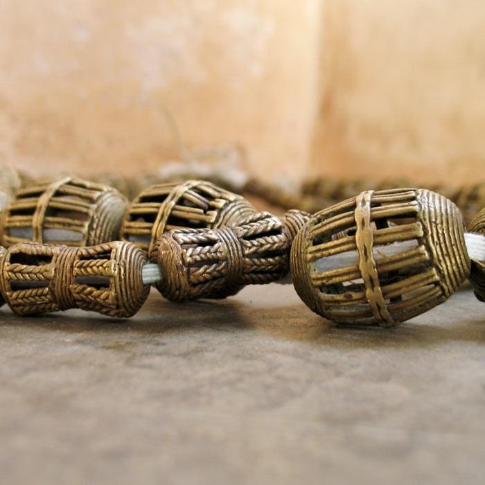 Perles Bronze de Saprot