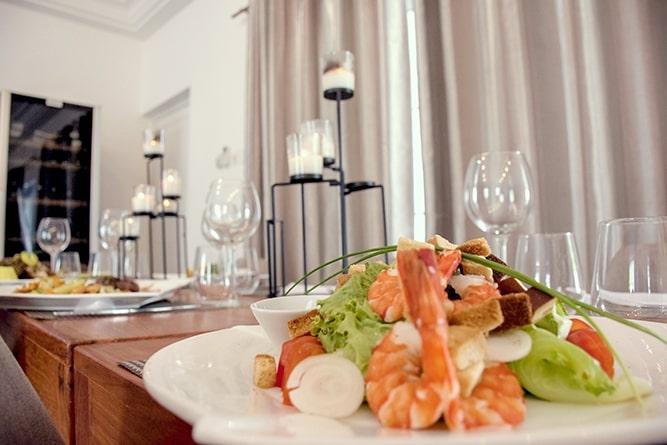 Plat du restaurant Le Petit Brussel