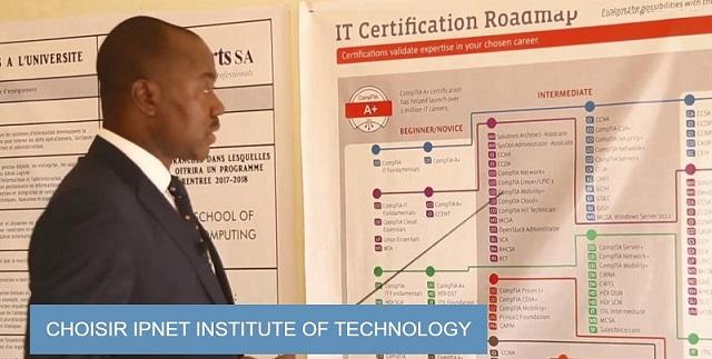 Présentation de programmes d'études IPNET