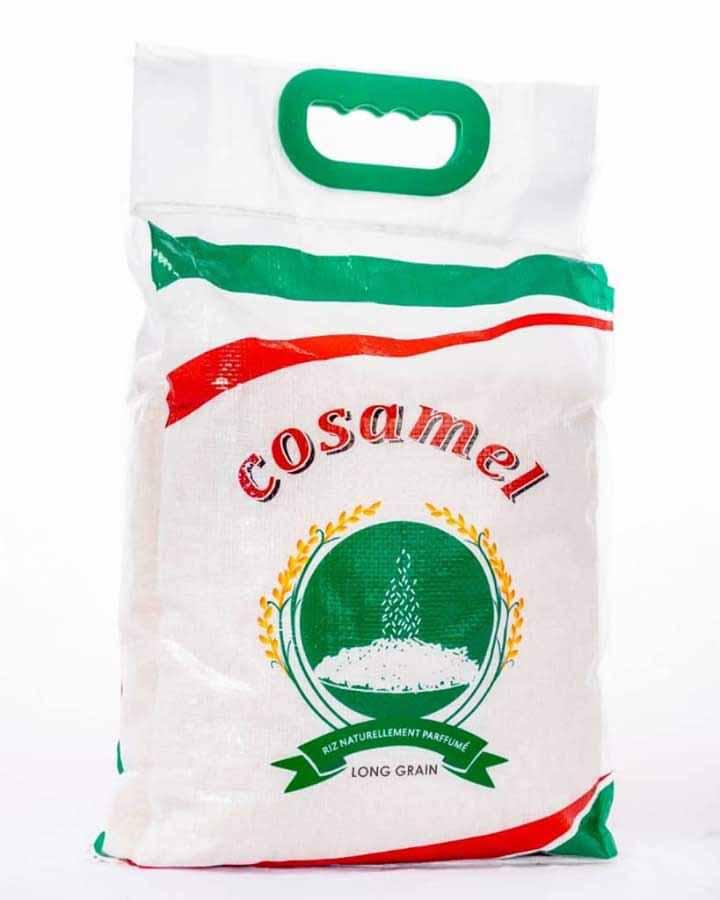 Riz cosamel de Bio-Togo