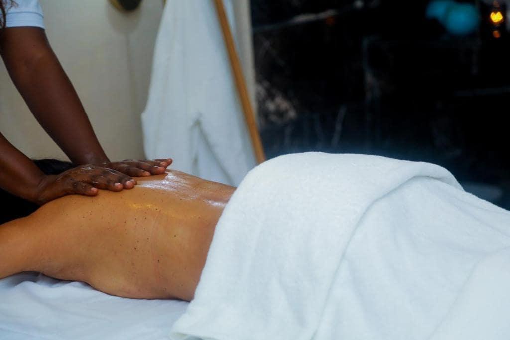 Sauna et massage chez Le Petit Brussel