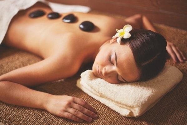 Spa et massage de l'hôtel Le Patio