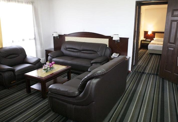 Suite présidentielle de l'hôtel Eda-Oba