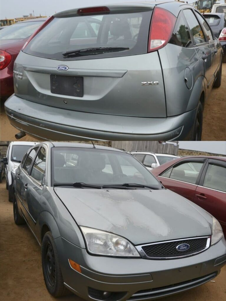 Ford 2006 chez Autex
