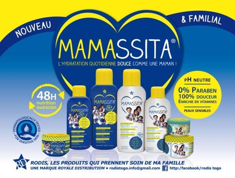 Gamme de produits Mamassita de Rodis