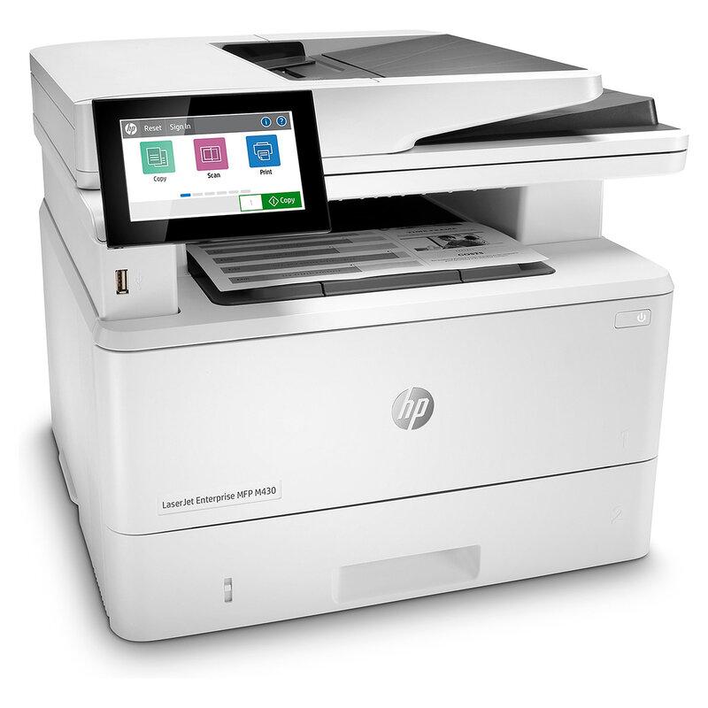 Imprimante HP, Silhouette Info