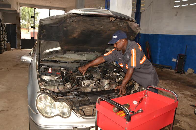 Réparation et maintenance auto chez Autex