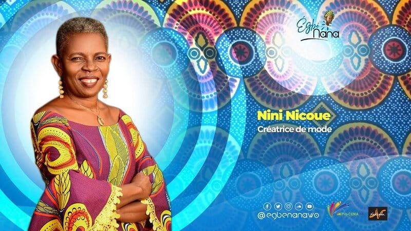 Nini Nicoué, Présidente d'Eamod Ayanick