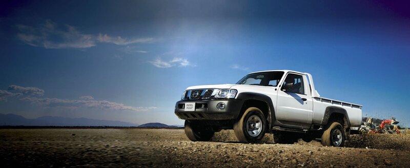 Nissan Patrol Pick-up, Japan Motors SAS