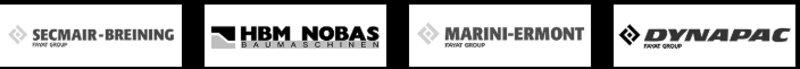 Secmair-Breining, HBM Nobas, Marini-Ermont, Dynapac, partenaires de Premium Togo