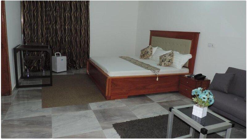 Suite Junior, Astorya Hôtel