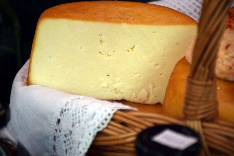 Transformation du lait en fromage